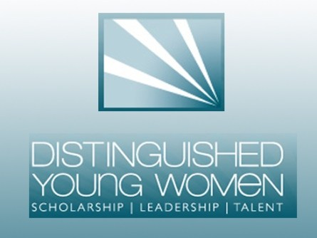 Distinguished Young Women Scholarship