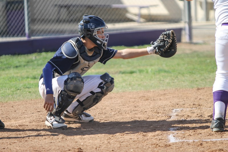 Baseball Tops St. Anthony in League Opener
