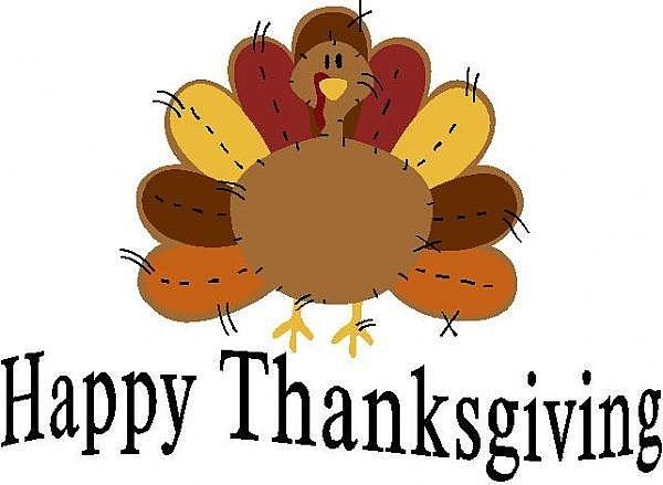 Thanksgiving Break - School Holiday