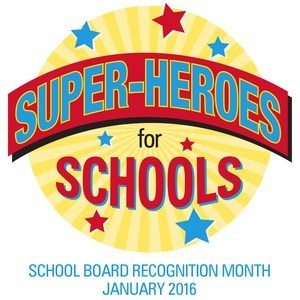 School Board Recognition Month Thumbnail Image
