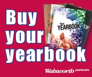 JMS Yearbooks are on sale NOW! Click here for online purchase