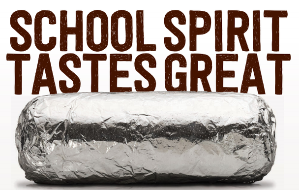 Chipotle Banquet Fundraiser Tuesday, February 21 Thumbnail Image