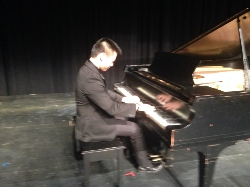 Justin Zhong Takes Top Spot in State