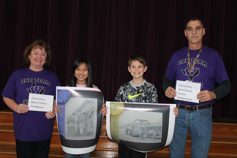 Rodeo Art winners headed to HLS&R
