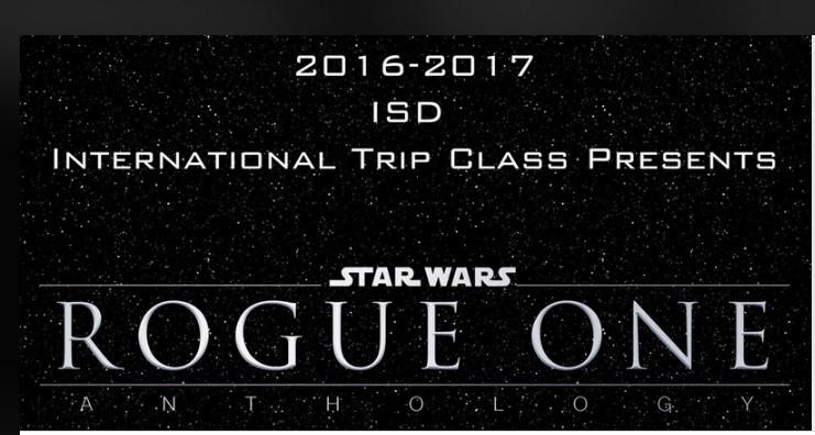 ISD Star Wars Showing