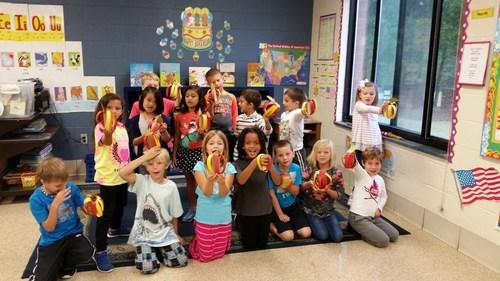 Spartan Spotlight: First Grade Teacher, Mrs. Cindy Jordan!