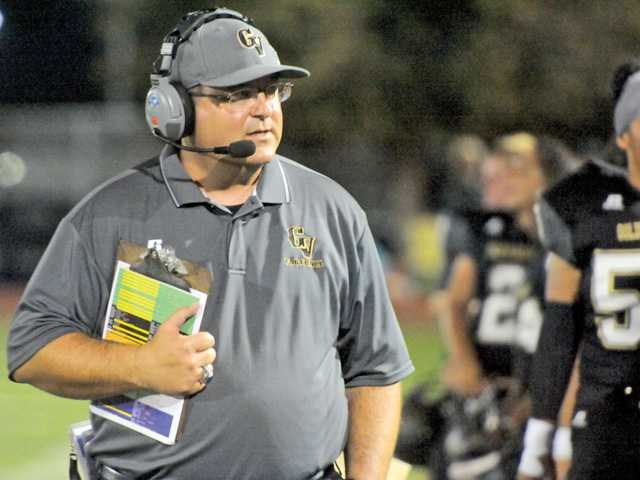 Coach Kelley & GV Football TEAM Look For 1st League Win
