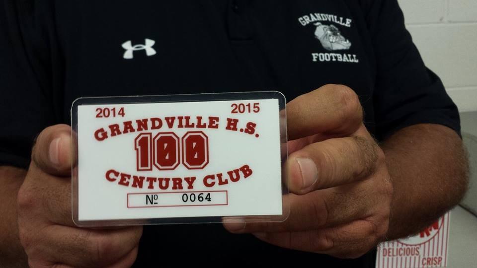 Century Club pass