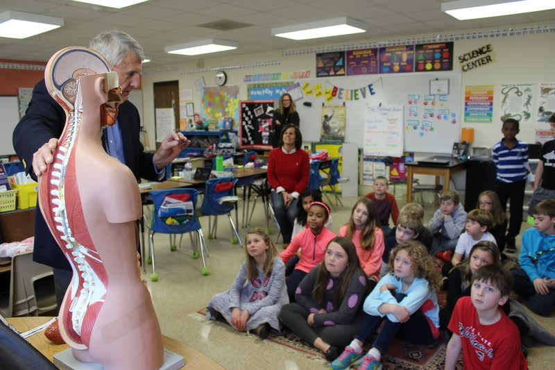 From The Inside Out: Fourth Grade Anatomy