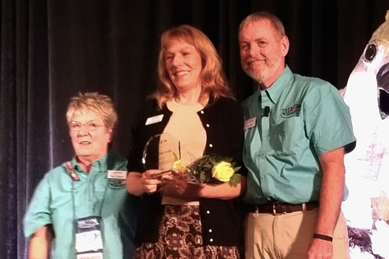 CSISD art teacher named TAEA teacher of the year
