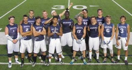 WILDCATS  7 on 7 Football - STATE BOUND