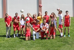 Congratulations again to all the student-athletes at Paraclete High School.