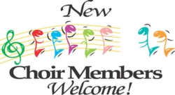 Join a Choir! Before Lent is a good time to join in singing!