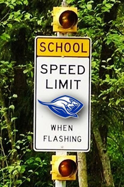 School Zone Reminder