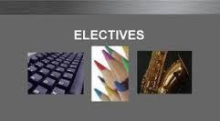 2015-2016 6th Grade Electives