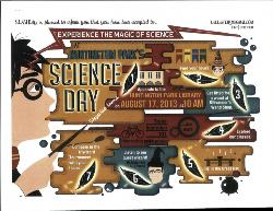 HP Science Day!! Aug 17th 10am at HP Library