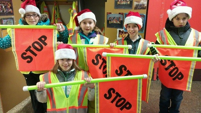 Safety Patrol gets NEW GEAR! Thumbnail Image