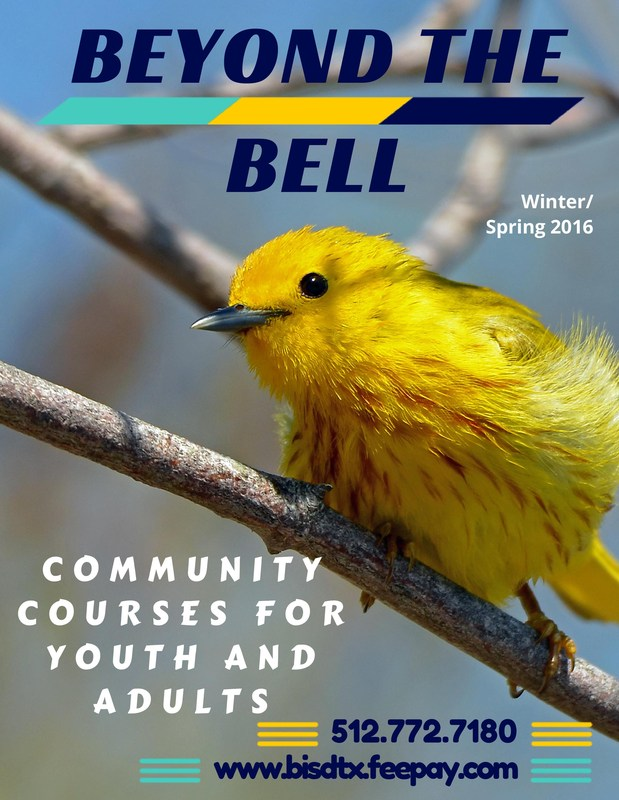 Spring Beyond the Bell catalog now available