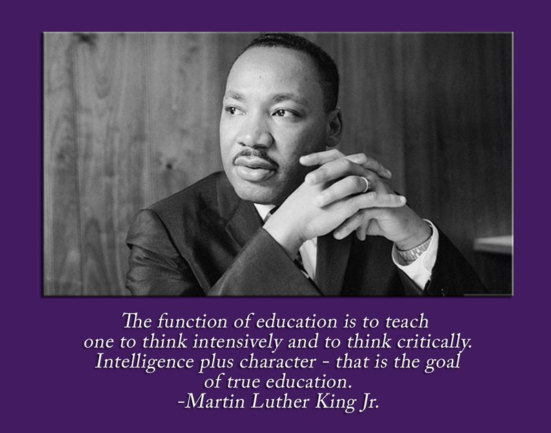 Martin Luther King Jr. Day Thumbnail Image