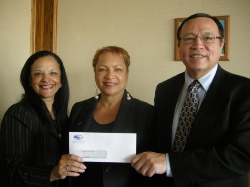 Press Release regarding SMA & The Inglewood Board of REALTORS' Donation
