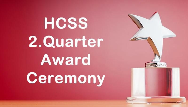 2.Quarter Award Ceremony