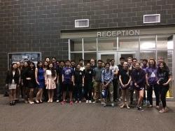 CSHS UIL Academic Team Wins Regional Meet