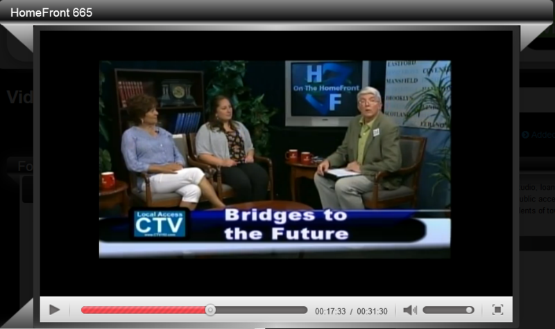 Puentes al Futuro Featured on CTV Thumbnail Image