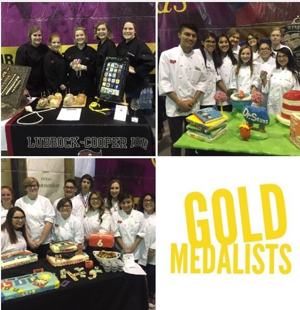 Culinary Arts Gold Medalists Thumbnail Image