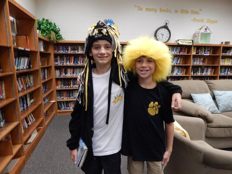 VMS Students Celebrate Spirit Week