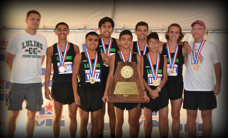 Luling ISD Cross Country Makes History Thumbnail Image