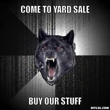 SAISD Yard Sale Saturday, Oct. 3rd 7-1 Pm @ the Maintenance Barn (next to the bus barn)!