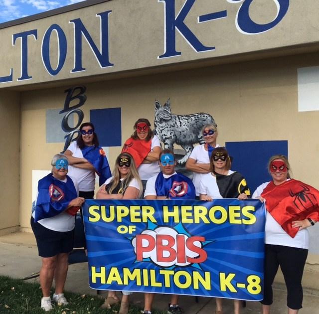 Hamilton Super Heroes