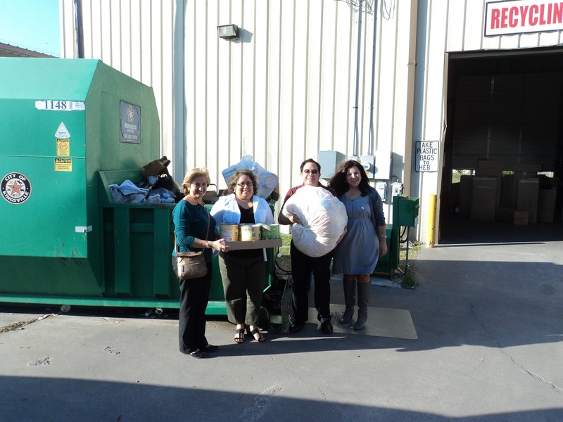 Pantherville Answers to the Recycling Challenge