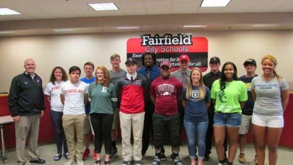 Student-Athletes Honored May 12 in Special Collegiate Signing Ceremony