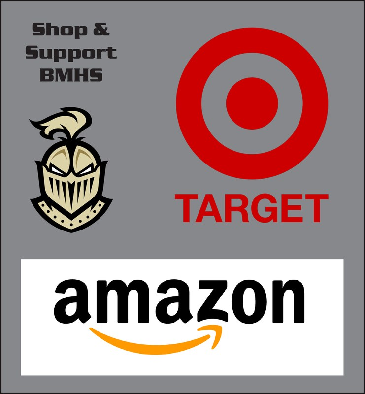 Shop Amazon & Target to Benefit BMHS