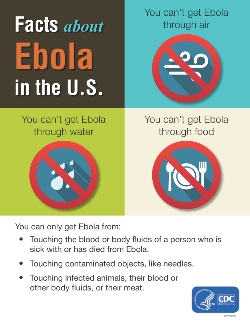 Health Alerts - Ebola and Non-Polio Enterovirus