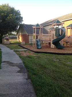 Arrow McCormack Honors Academy Receives New Playground Equipment