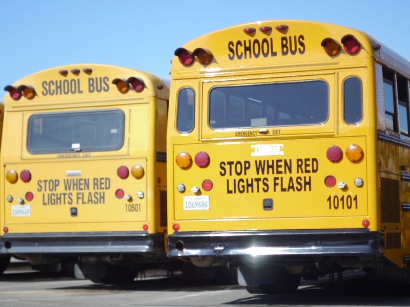 Elimination of Bus Fees and Increases to Home-To-School Busing