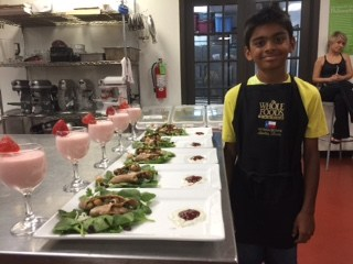 Meridian's Jash Bhalani Wins Whole Foods Recipe Contest