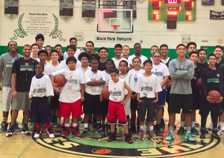 Nogales High School Basketball Camp November 14-15