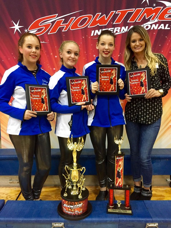 TMS Blue Babes Win Big!