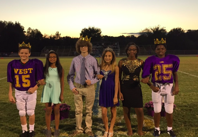 West Junior High Homecoming 2016 Thumbnail Image