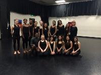 Martha Graham Company Principal Dancer, Lloyd Knight Teaches Master Class at CHAMPS