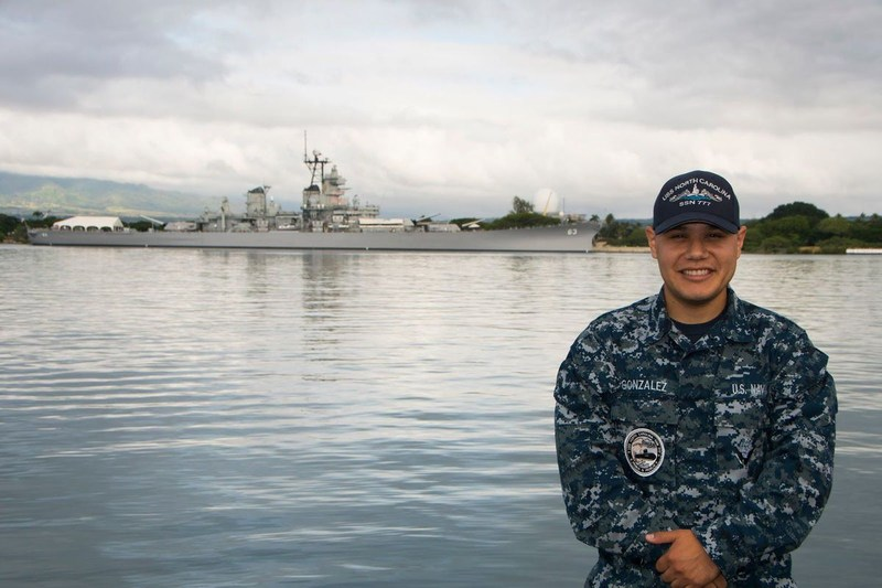 Alumnus Serves in Pearl Harbor 75 Years After Attack Thumbnail Image