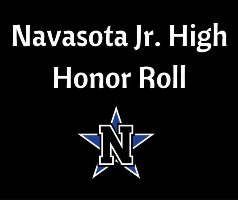 Navasota Jr. High 1st 9 weeks Honor Roll
