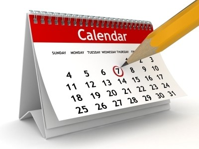 The School Calendar is POSTED!