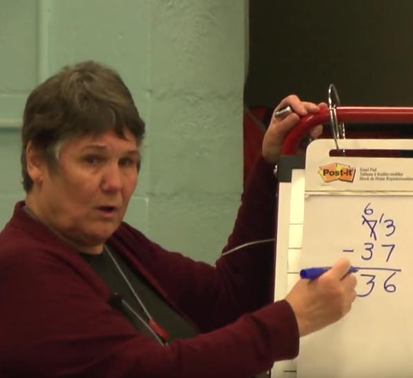 Video: LCUSD Parent Math Night