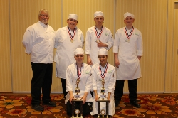 Culinary Students Excel at ProStart Cooking Competition