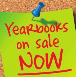 JMS Yearbooks Still on Sale