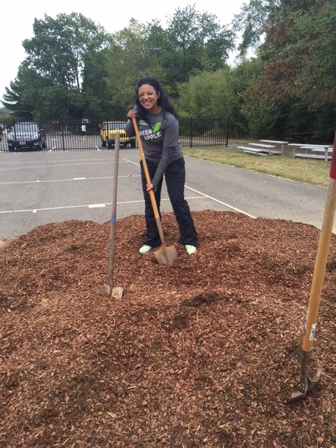 Green Apple Service Day!